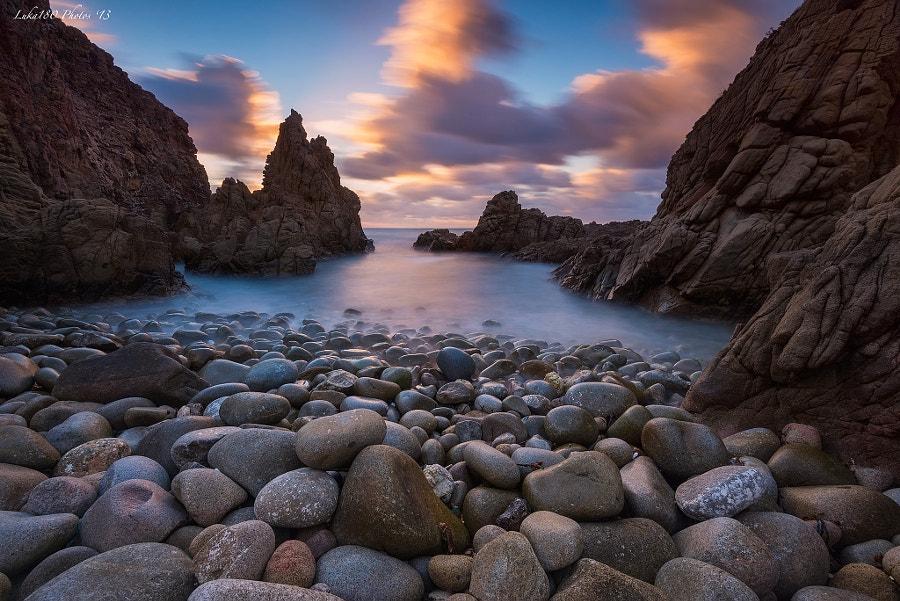 Sunset Capo Pecora