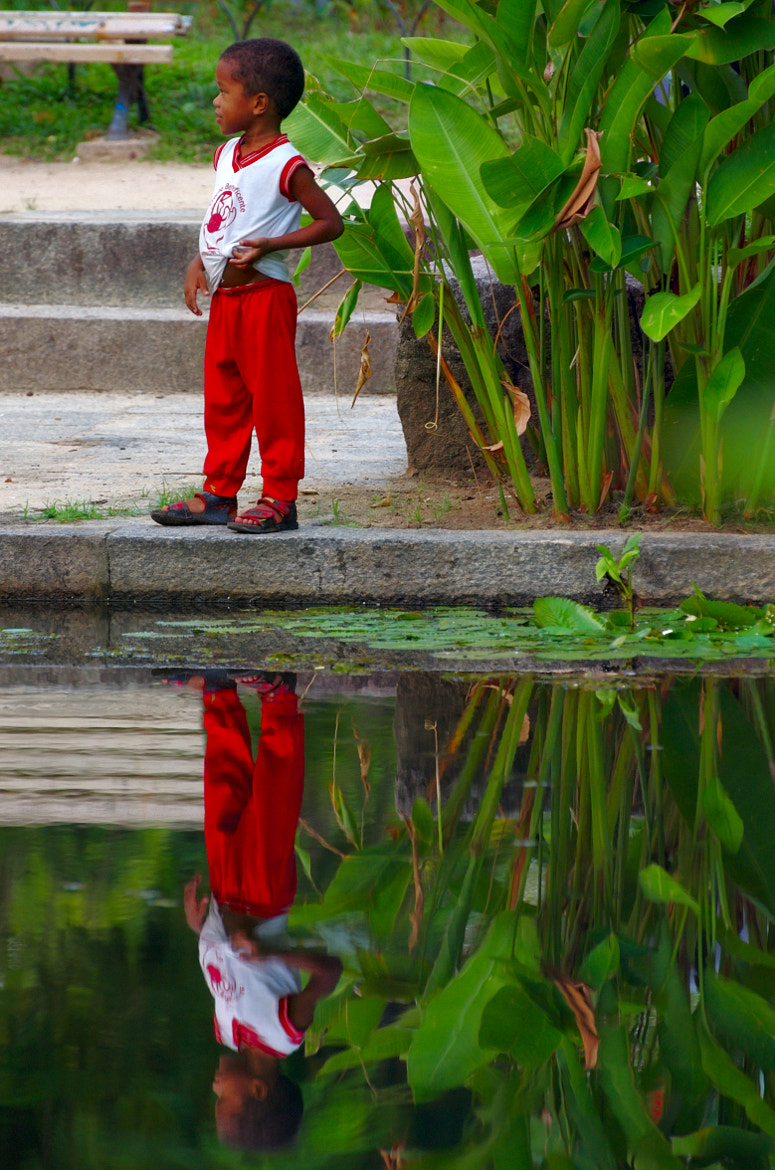 Photograph About a boy by Francisco Cribari on 500px