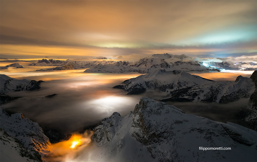 Photograph A view from Heaven by Filippo Moretti on 500px