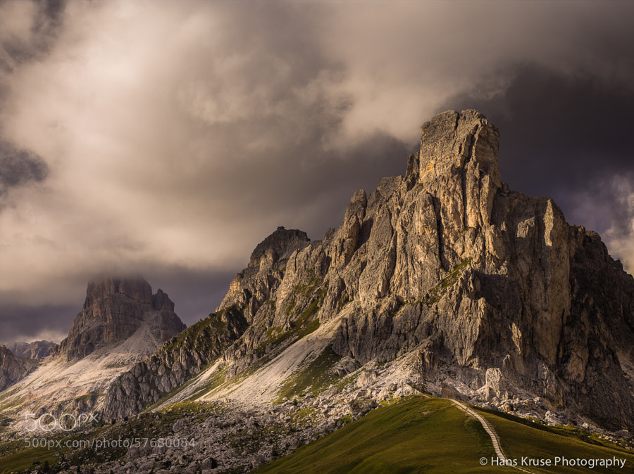 This photo was shot in the days before the days before the Dolomites East September 2013 photo workshop group arrived.