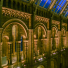 Постер, плакат: National History Museum HDR