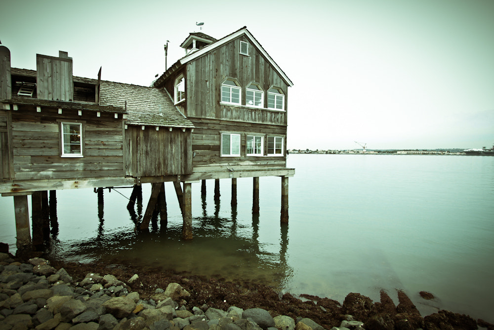 Photograph Dock house by Carlos Rivera on 500px