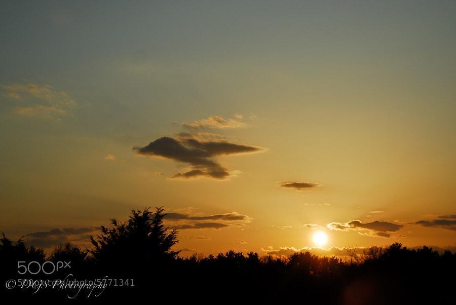 Day 13 - Boston Sunset