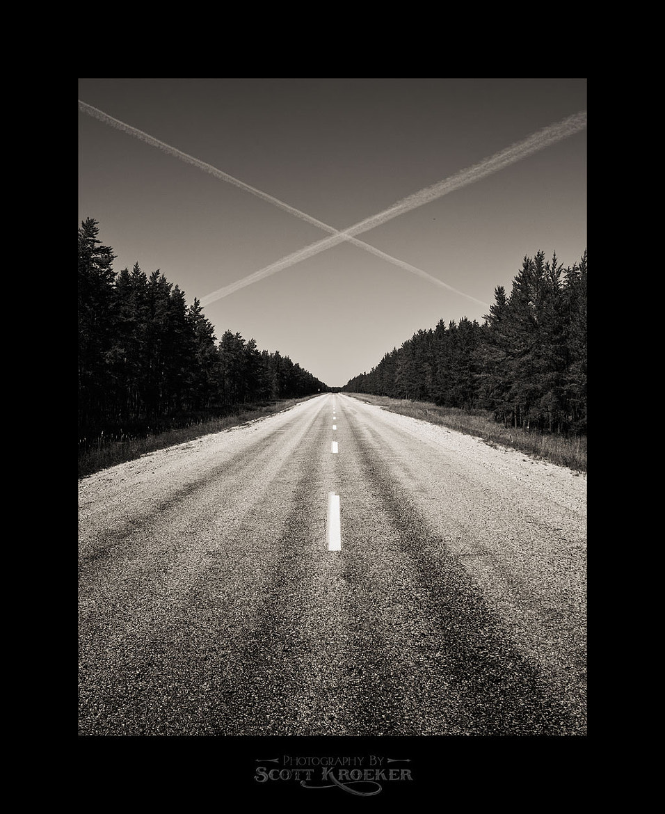 Photograph X Marks the Spot by Scott Kroeker on 500px