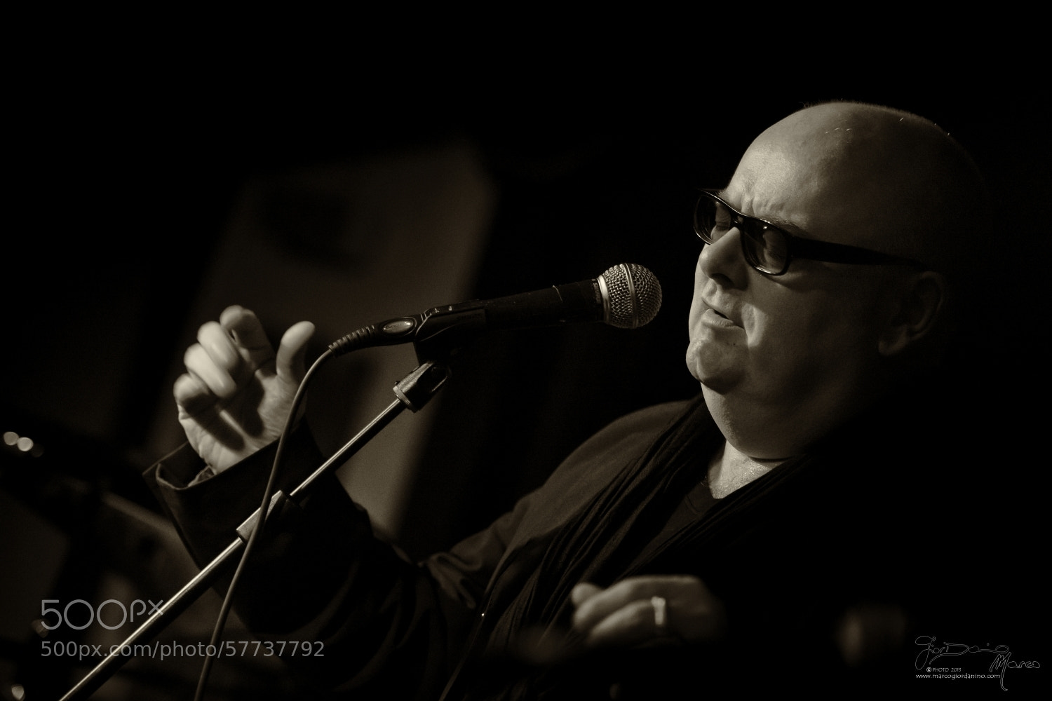Photograph Ian Shaw by Marco Giordanino on 500px