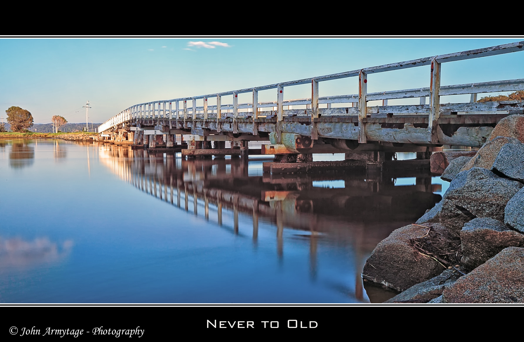 Photograph Never Too Old by John Armytage on 500px