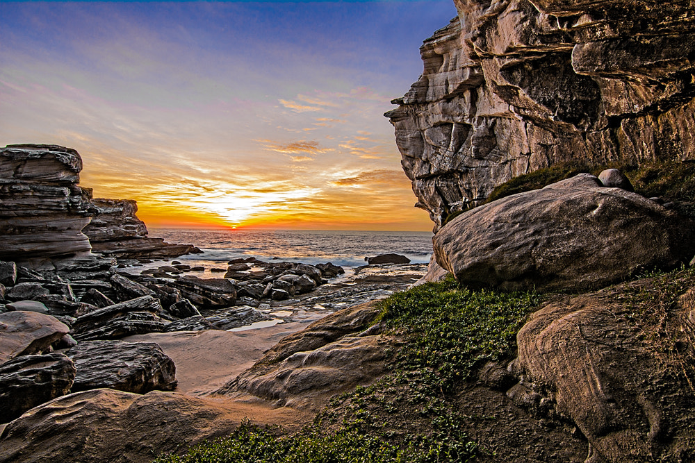 Photograph Kurnell Cave by Dean_Miltiadis on 500px