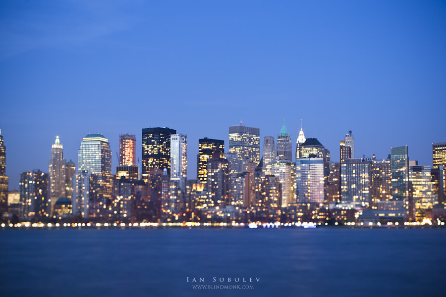 New York: Tilt Shift