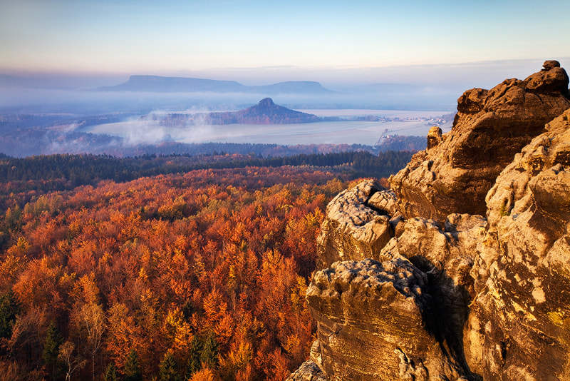 Photograph Late October by Martin Rak on 500px