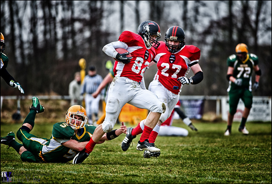 Photograph American Football #2 by Luc V.. on 500px