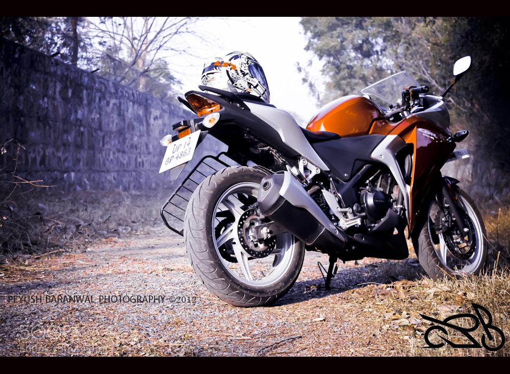 Photograph my CBR 250R by Peyush Baranwal on 500px