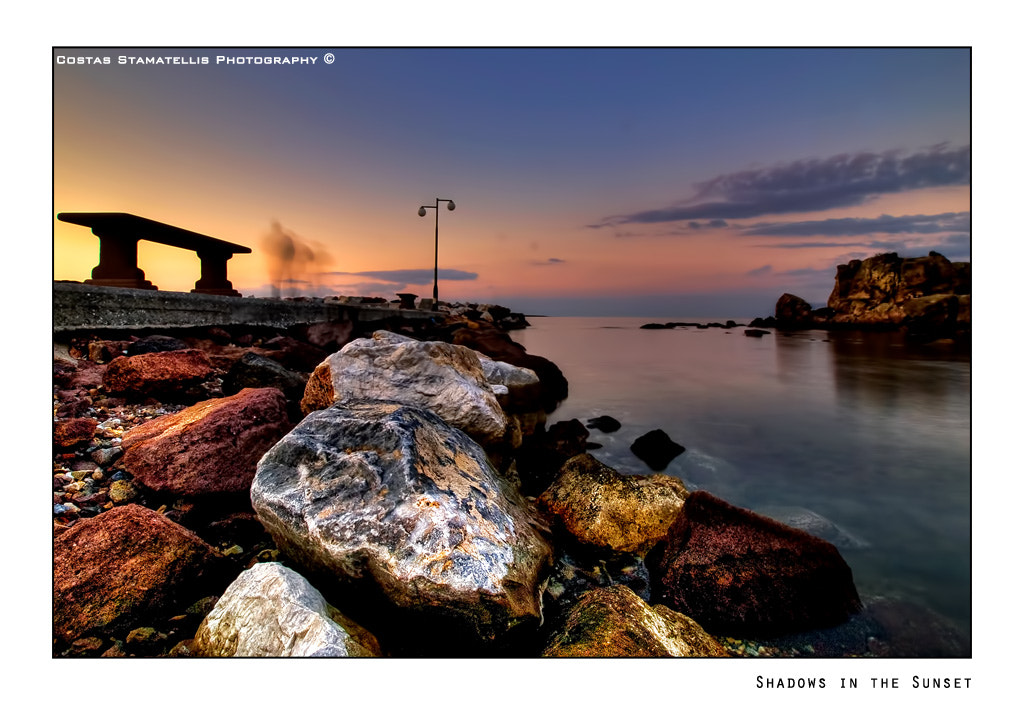 Photograph The port man by Costas Stamatellis on 500px