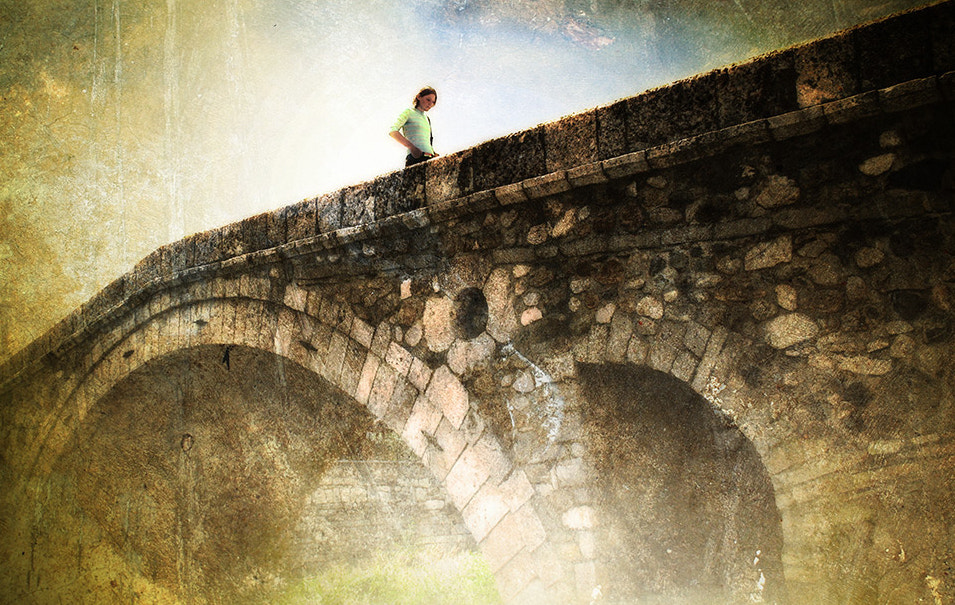 Photograph The Stone Bridge by Tahir Hoxha on 500px