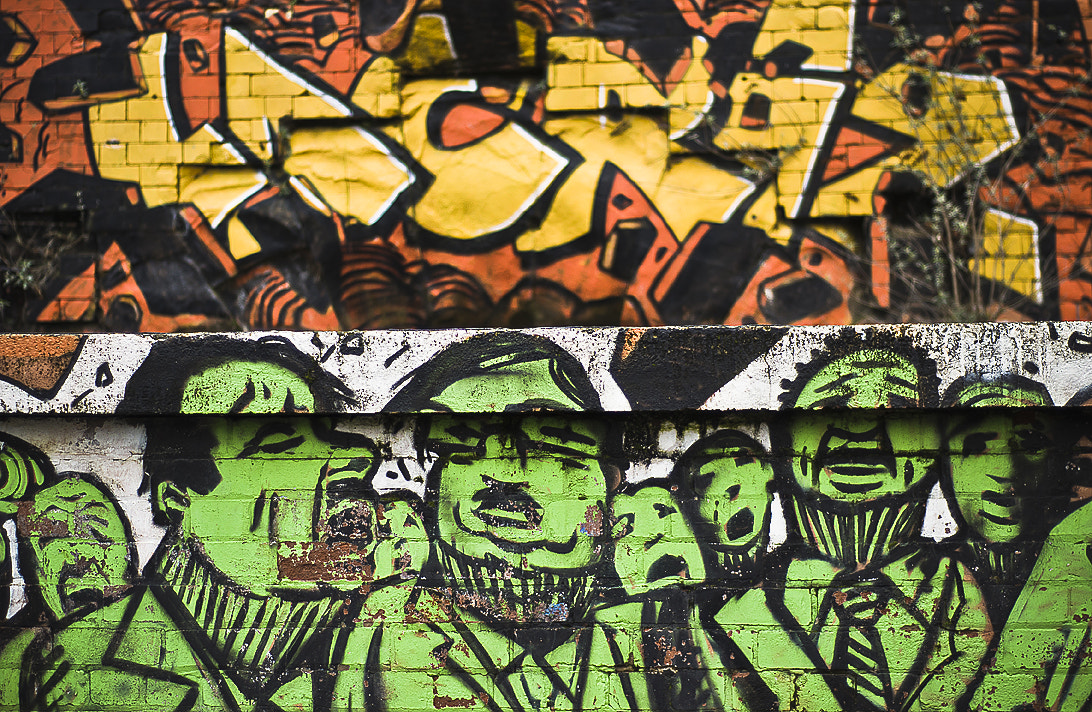 Photograph Liverpool Grafitti by Andy Butler on 500px