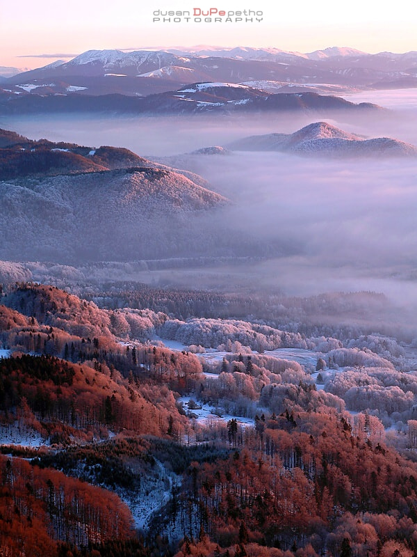Photograph winter by Dušan Petho on 500px