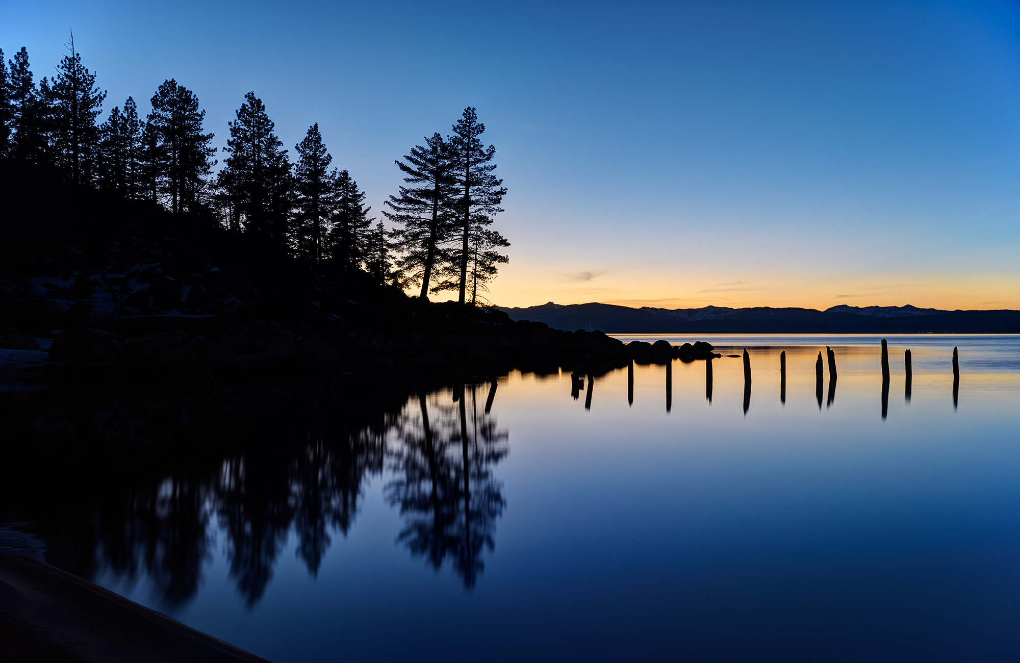 Photograph Classic Tahoe Silhouette by Tim Peare on 500px