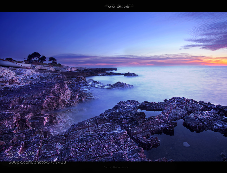 Photograph Sunset - Dugi Otok by Tomica Šincek on 500px
