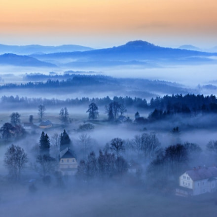 Foggy morning ..