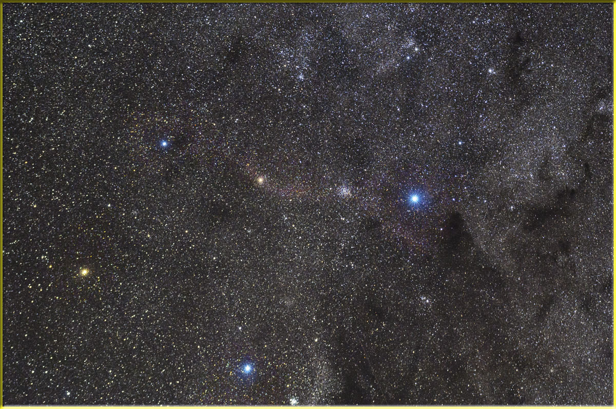 Photograph southern cross by shane schilders on 500px