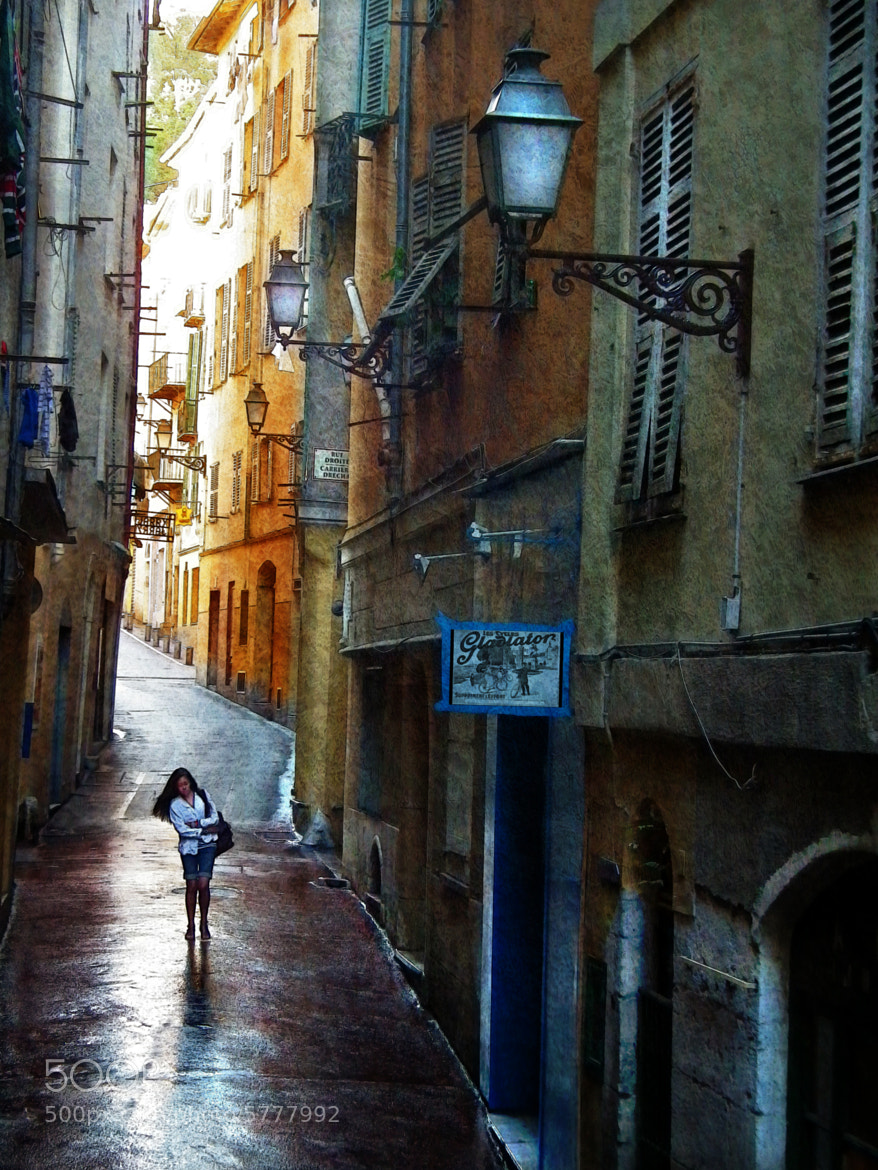 Photograph Old Town, Nice 7.00am by Link Bekka on 500px