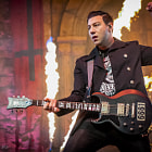 Постер, плакат: zacky vengeance guitars avenged sevenfold
