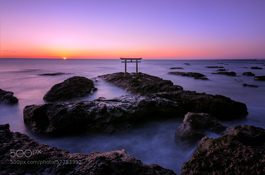 Photograph THE SACRED GATE by Yoshihiko Wada on 500px