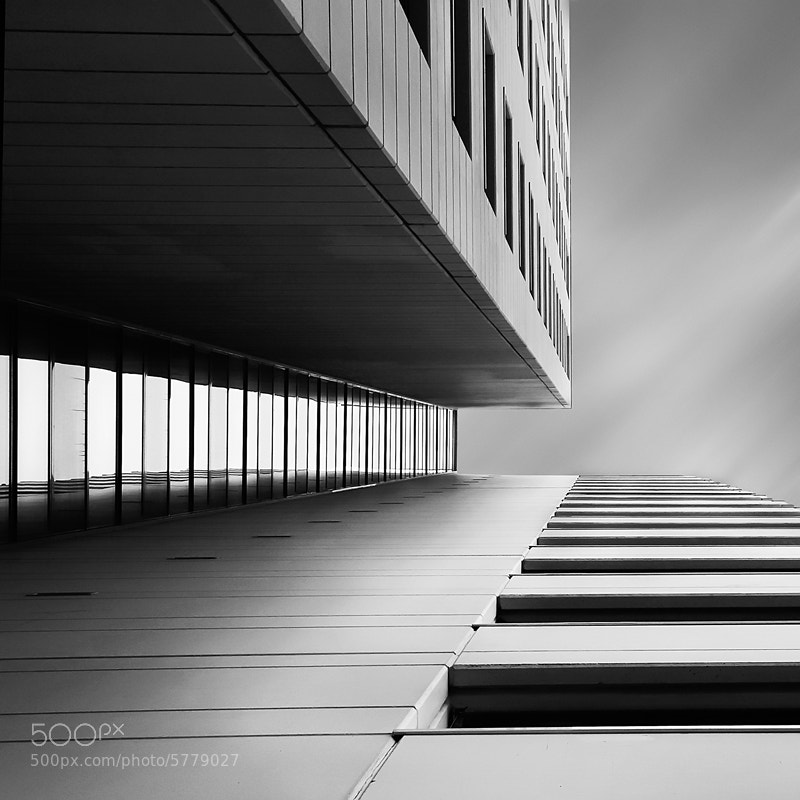 Photograph The Piano Building by Andrea Panta on 500px