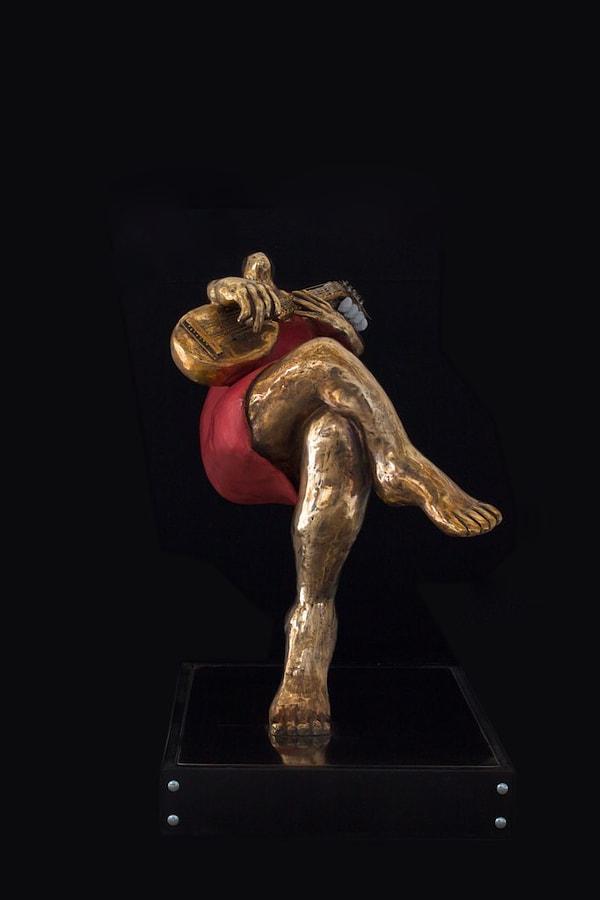 Alfonso Bonavita's sculpture