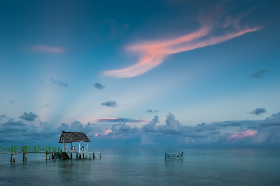 Sunrise Watchers at Cayo Coco Beach by Viktor Elizarov on 500px.com