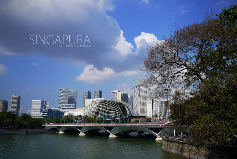 Photograph kota keriangan singapura by muein mahadi on 500px