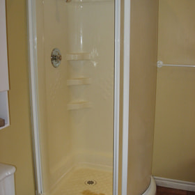 - Construction d une douche ...