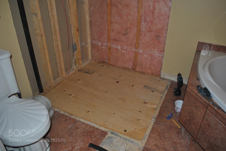 5 - Construction d une douche ...
