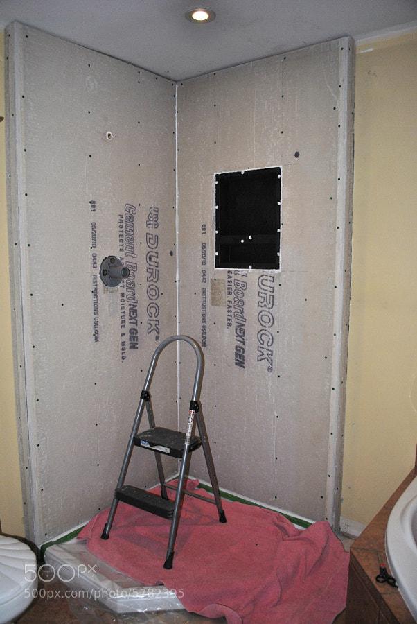 4 - Construction d une douche ...