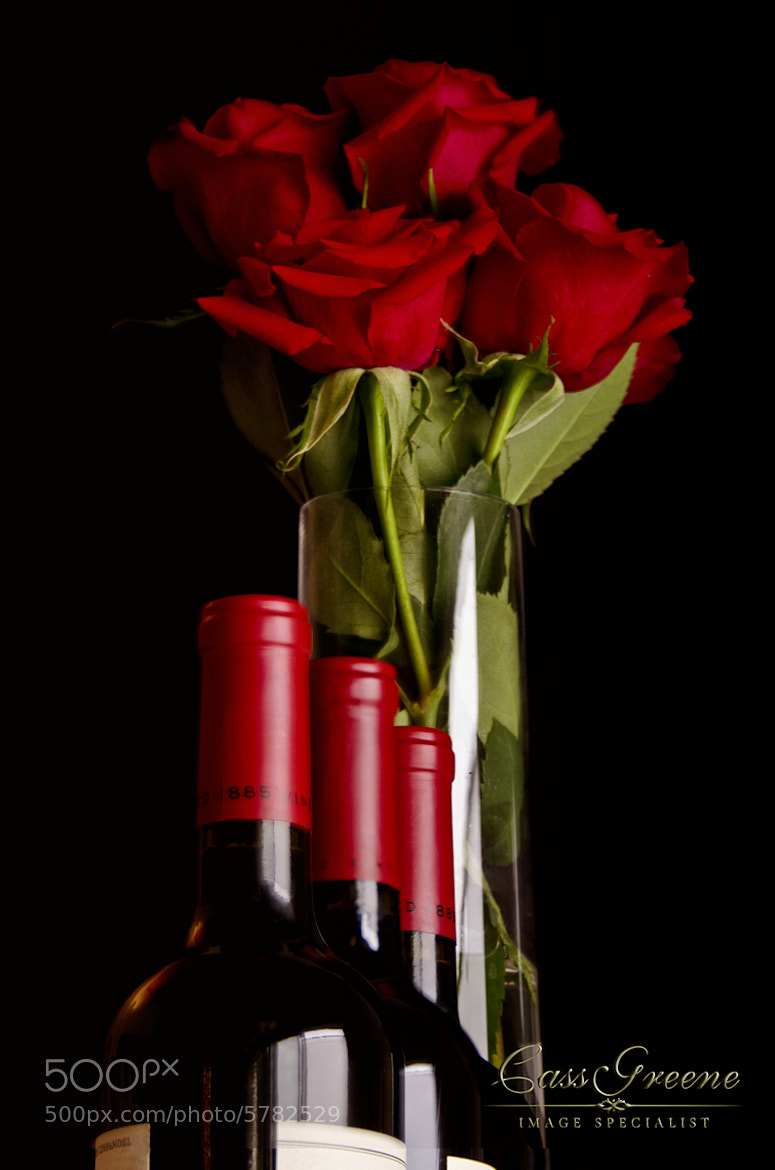 Photograph Wine & Roses by Cass Peterson Greene on 500px
