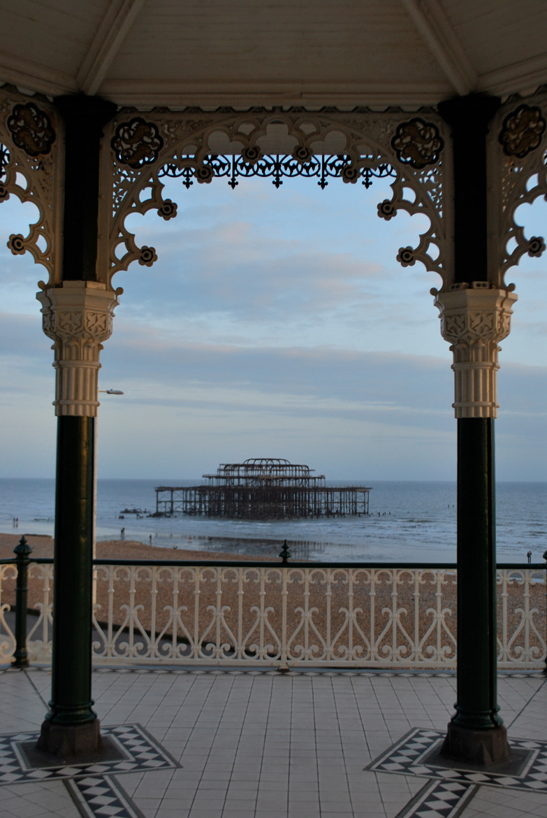 Photograph West Pier  by Kseniya Clarke on 500px