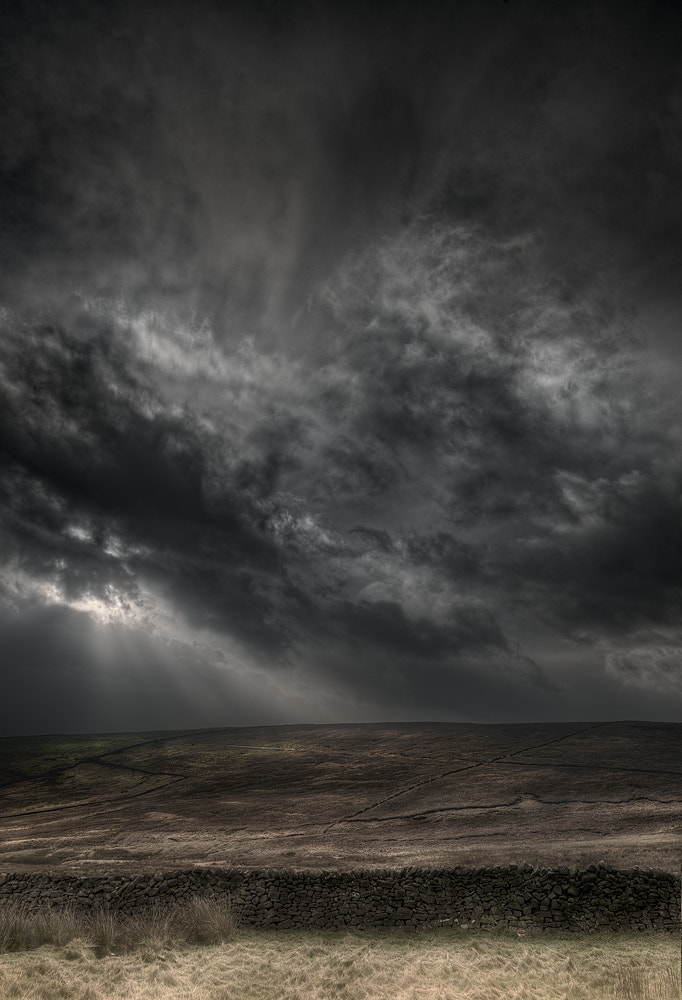 Photograph Threatening Skies by Andy Astbury on 500px