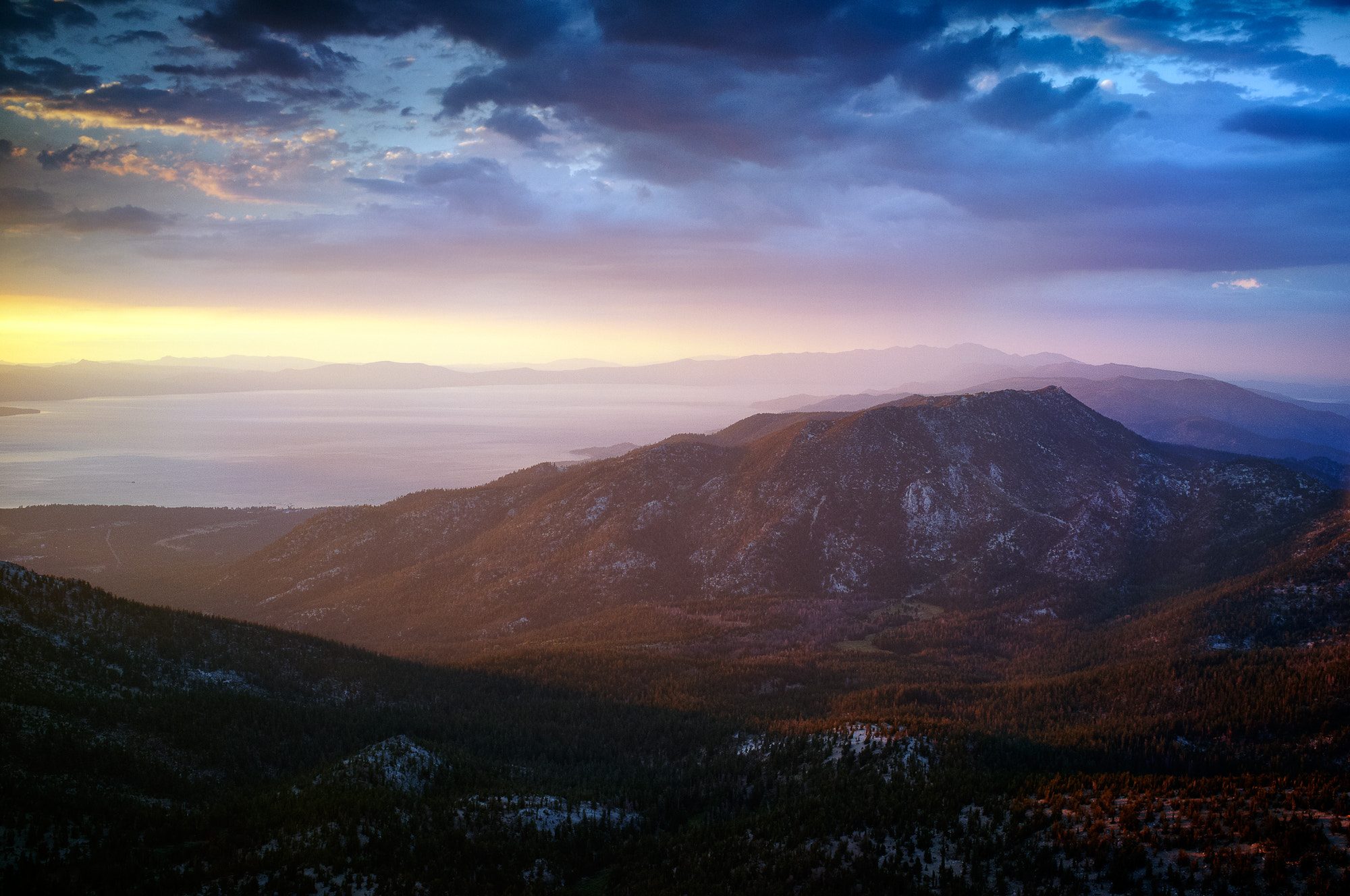 Photograph From the Summit of Freel Peak by Tim Peare on 500px