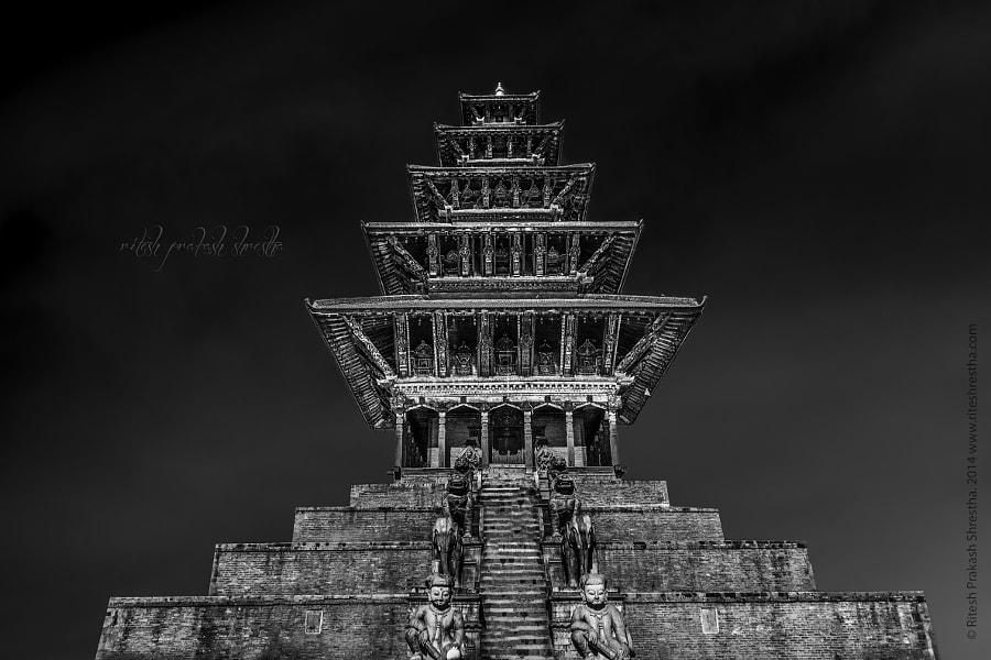 Nyatapola - Nepal