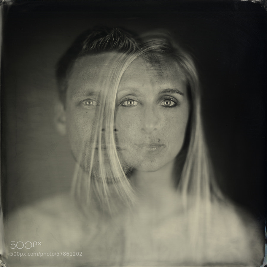 """Photograph """"brother and sister"""" by Alex  Timmermans on 500px"""