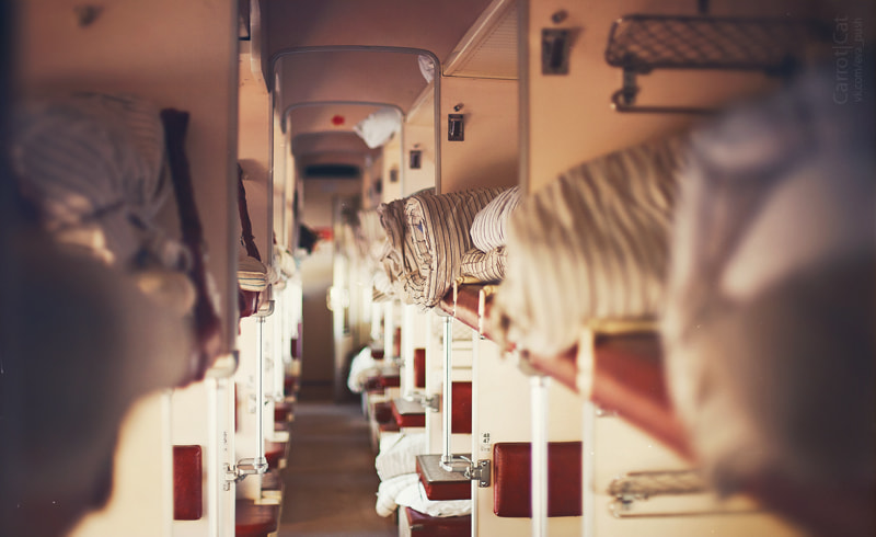 Photograph trains by Zhenya S. on 500px