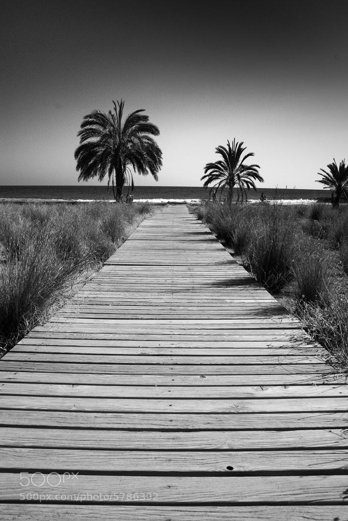 Photograph A tipical gangplank by Pau Bartrina on 500px
