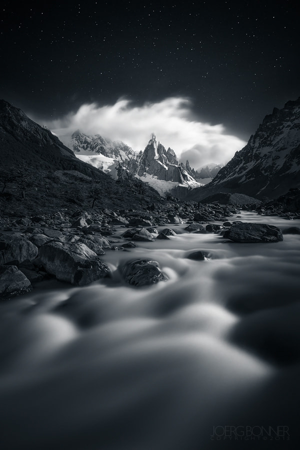 Photograph The Light of the Night by Joerg Bonner on 500px