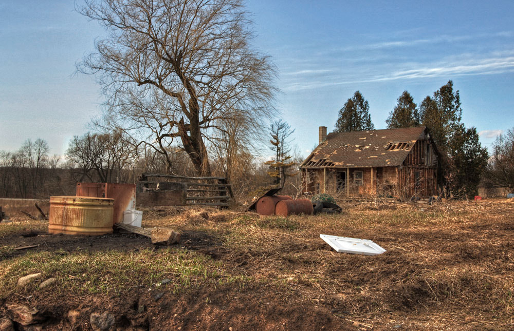 Photograph This Old House by Randy Hobson on 500px