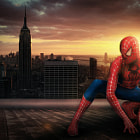 Постер, плакат: The Amazing Spiderman