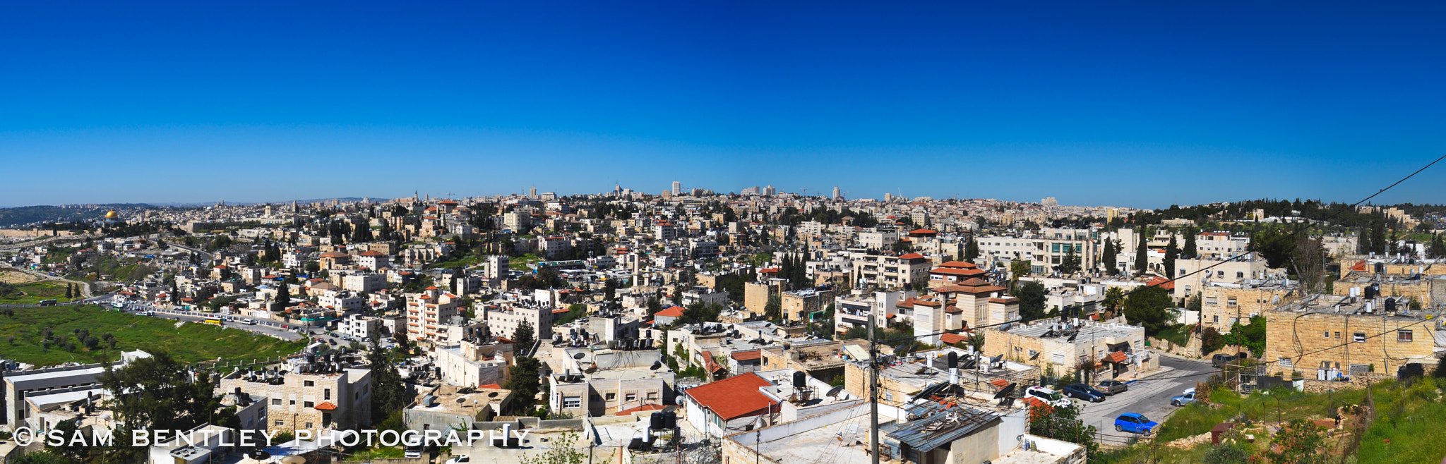Photograph Israel Cityscape 2 by Sam Bentley on 500px
