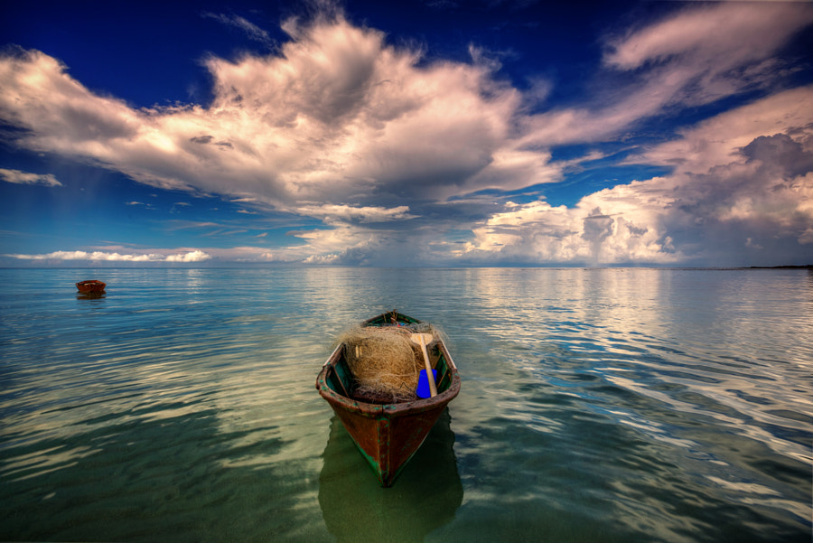 The Boat by NC Wong on 500px.com
