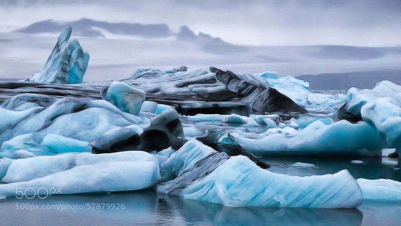 Photograph Jokulsarlon, Iceland by John Overmeyer on 500px
