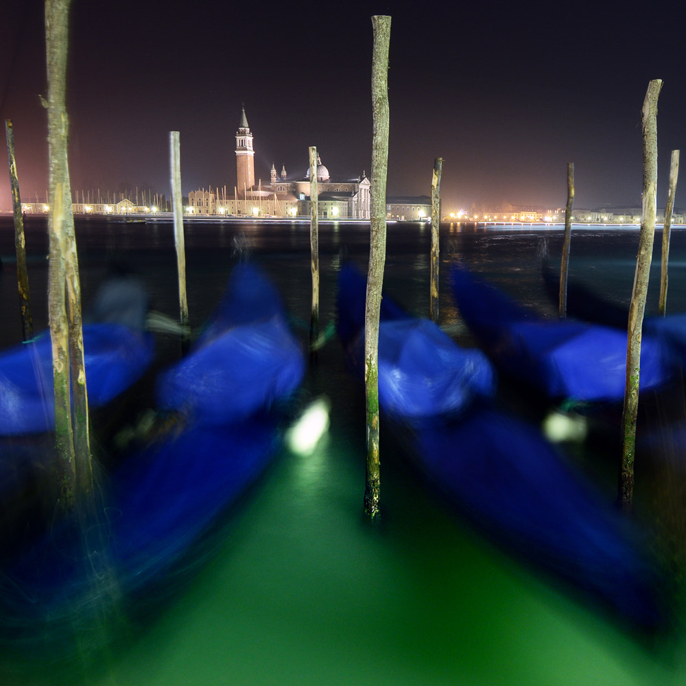 Photograph Venice night by Etienne Roudaut on 500px