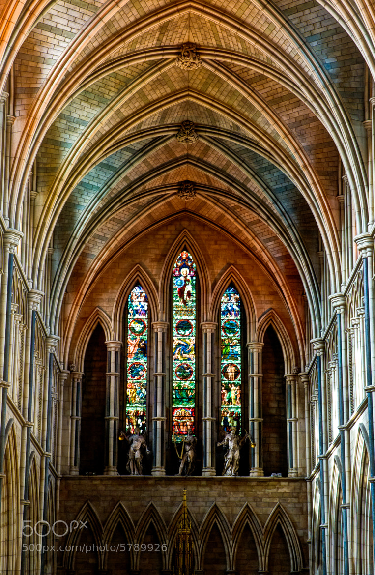 Photograph Southwark Cathedral by Neil Bryars on 500px