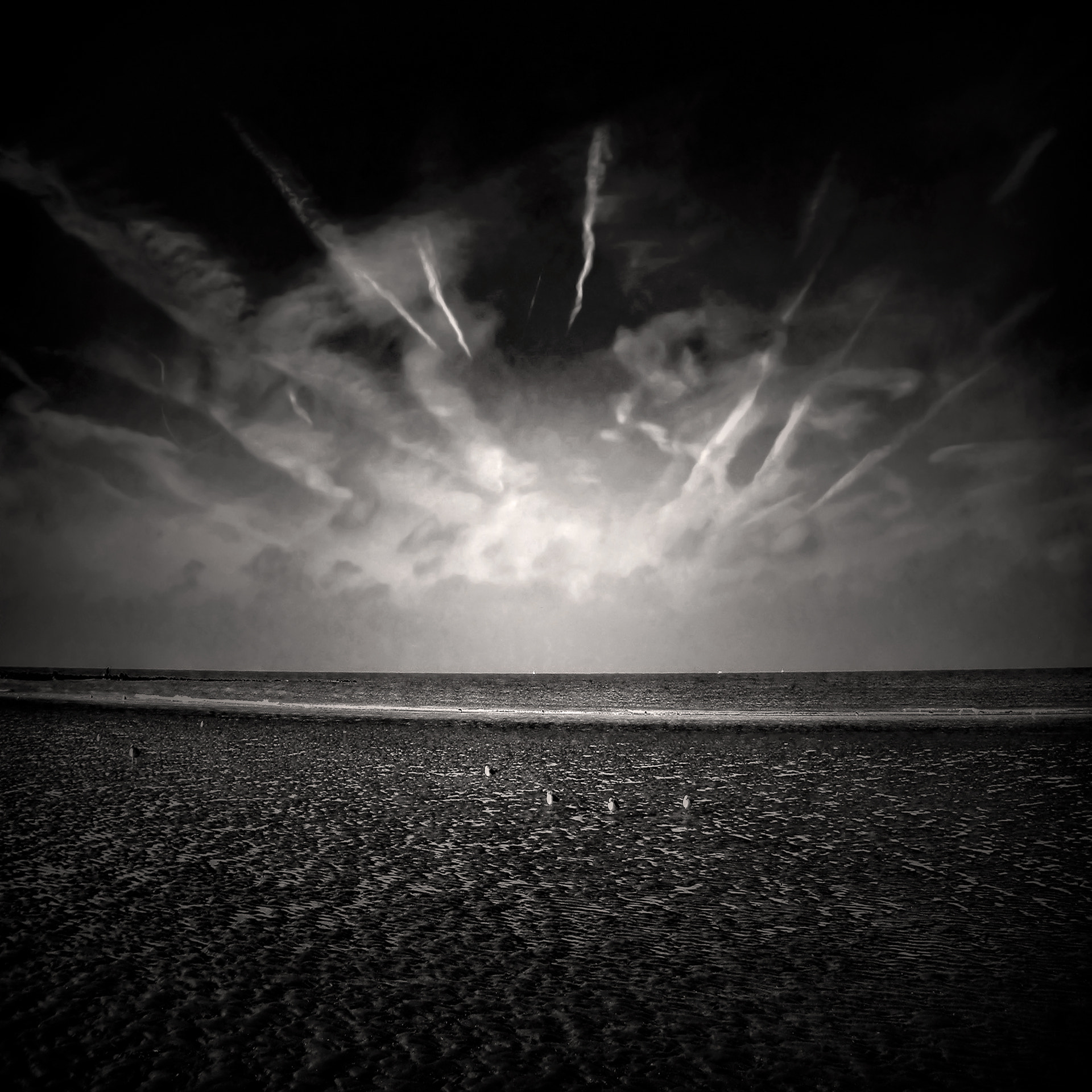 Photograph Nieuwpoort Beach by Frank Smout Images on 500px